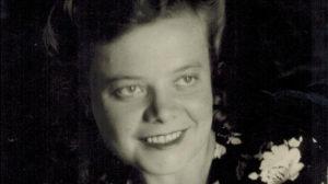 Старая фотография мамы - банер