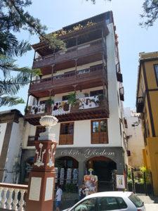 Икод-де-лос-Винос на Тенерифе