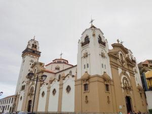 Католическая базилика на Тенерифе