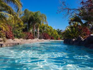 Красота в Сиам Парке на Тенерифе