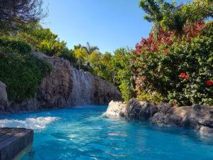Вода в Сиам Парке на Тенерифе