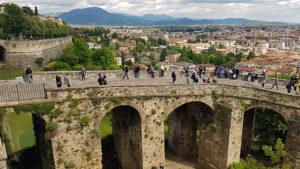 Мост в Бергамо