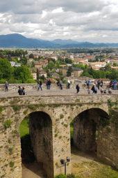 Бергамо – Старый город