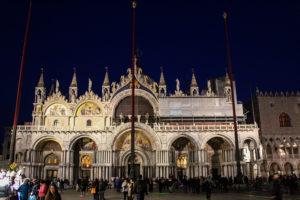 Ночь на площади святого марка