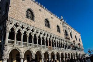 Красивые здания Венеции