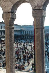 Венеция – Площадь Святого Марка