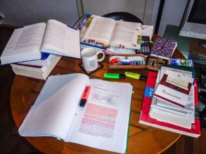 Тяжёлая учёба в Германии