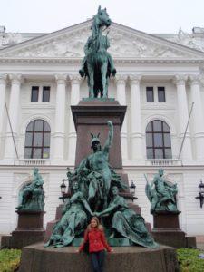 Русская в Гамбурге