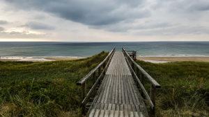 Остров северной Германии