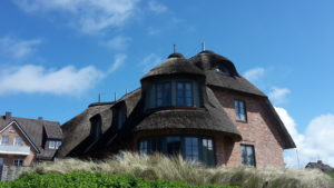 Дома на острове зюльт