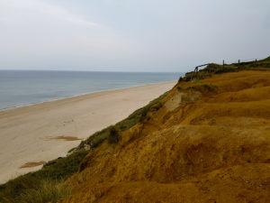 Берег острова Зюльт