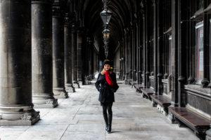 В венской ратуше